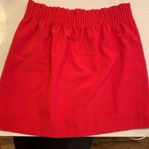 JCREW Mercantile Skirt